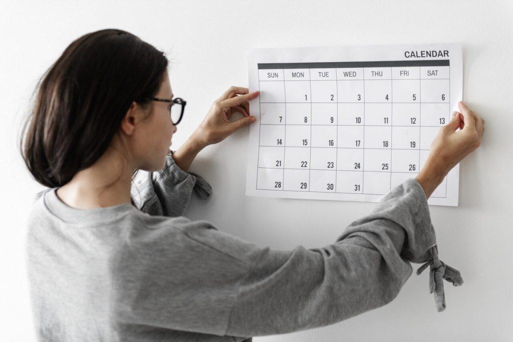 Ist ein Kalender eine gute Werbeform?